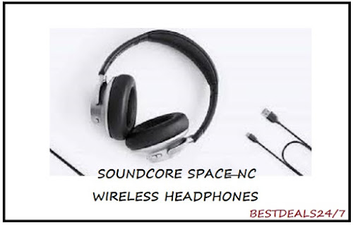 Soundcore Space NC Wireless Headphones launched in India