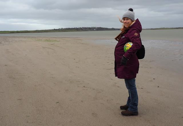ranta, tuuli, mikki hiiri pallo
