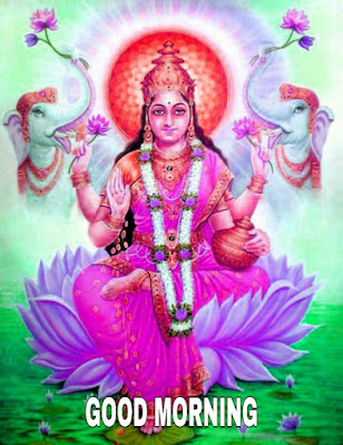 good morning mahalaxmi image