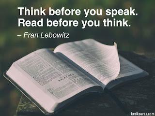 kata mutiara bahasa inggris tentang buku