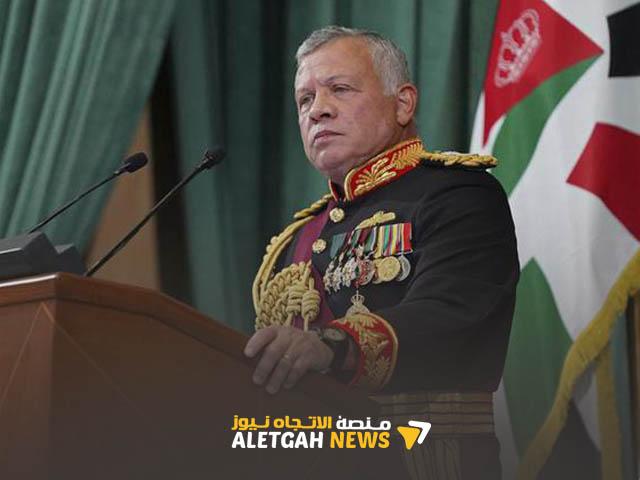 العاهل الأردني يصل إلى العراق لإجراء محادثات ثلاثية