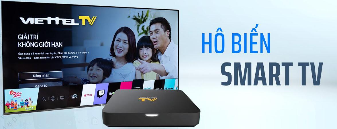 Truyền hình Viettel Bên Tre xem truyền hình cáp 200 kênh chỉ từ 88.000 đ/tháng
