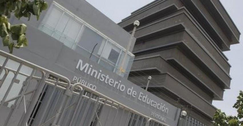 MINEDU invocó a maestros que el reinicio a clases se dé de manera ordenada - WWW.EXITOSANOTICIAS.PE