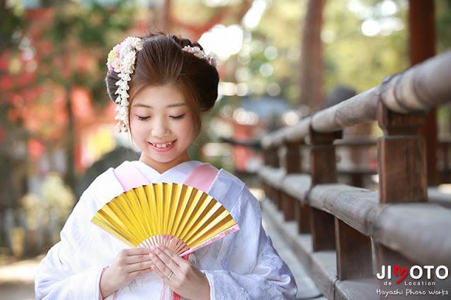 京都前撮りロケーション撮影|今宮神社