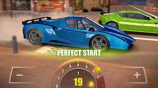 تحميل لعبة Drag Racing Classic v1.7.67 مهكرة  للاندرويد والأيفون اخر اصدار 2020