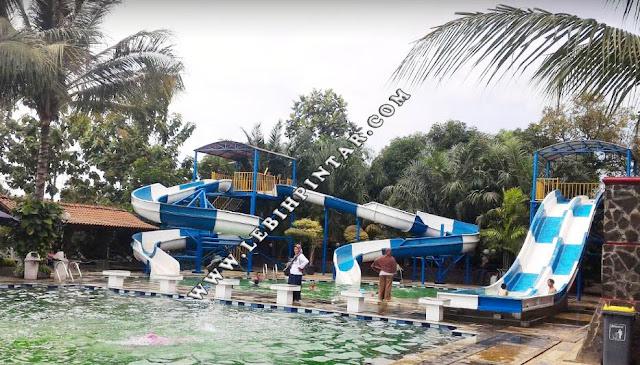Alamat lengkap harga jam buka kolam renang Tridas Waterpark Tambun Bekasi