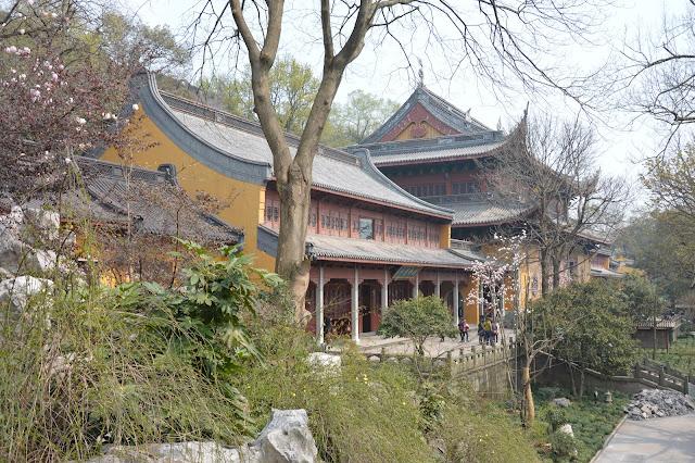 Temple à Hangzhou