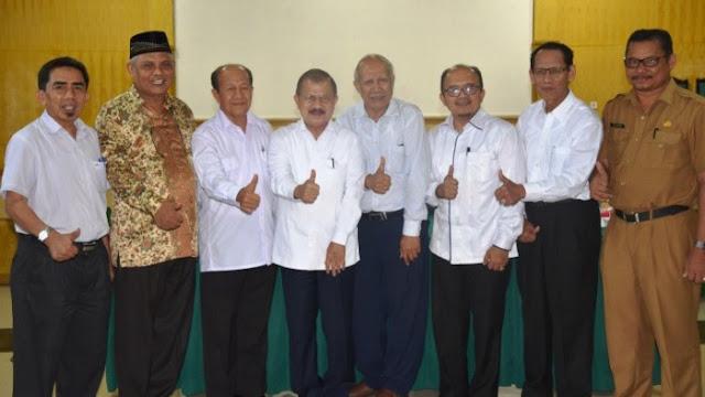 UIN Imam Bonjol Tertarik Bangun Kampus Di Kawasan Tarok City Padang Pariaman