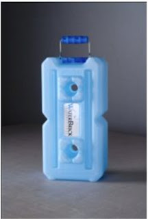 Waterbrick, water, container