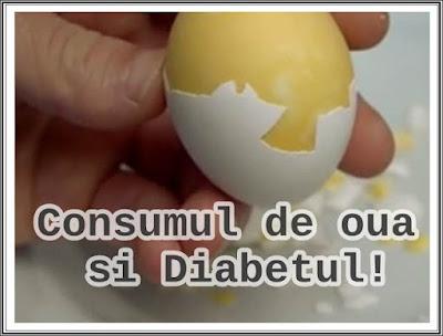 adevart sau fals consumul de oua la persoanele diabetice interzis