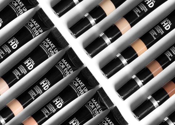 Make Up For Ever Ultra HD Concealers Review Photos Swatches