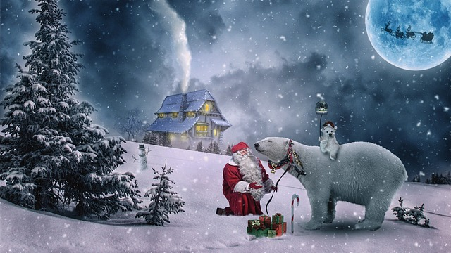christmas wallpaper free
