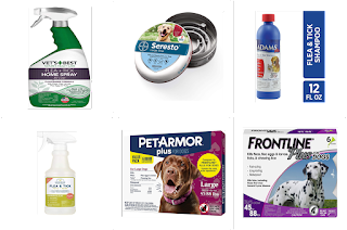 6 Best Flea and Tick Treatment Products for Pets