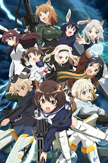 """Brave Witches"" (ブレイブウィッチーズ)."