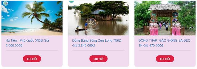 tuor du lịch Vietnam Smile Tour