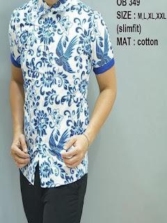 model baju batik pria remaja