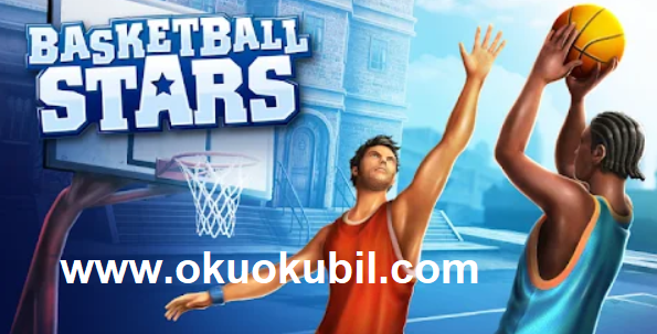 Basketball Stars v1.26.0 Ballhandling  Çember Mod Apk İndir 2020