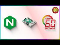 Accedere alle Info di Sistema di un Raspberry Pi (via NGNIX e PHP) in 60 secondi!