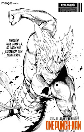 One Punch Man Mangá 122