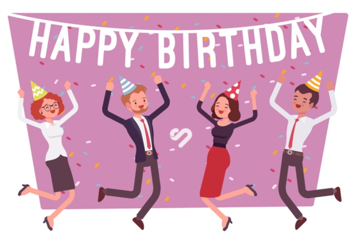 50+ Heart Touching Birthday Wishes for a Coworker - Colleagues