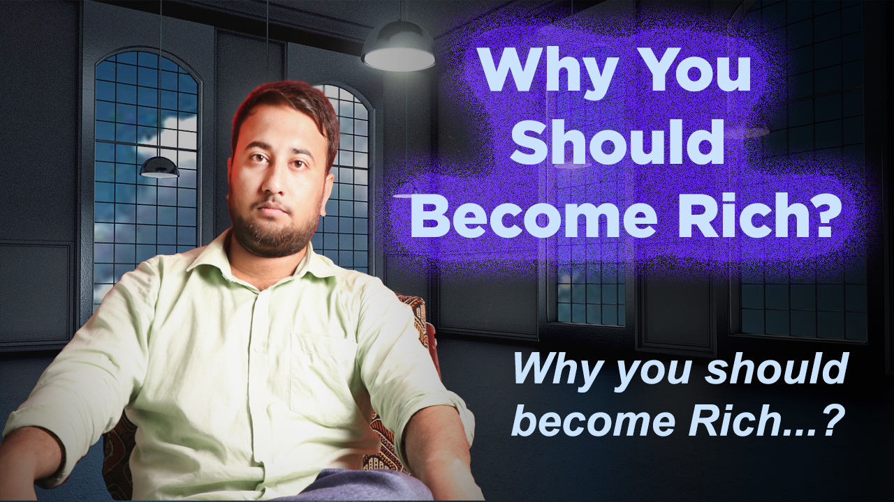 Why You Should Become Rich? Motivational Articles and Stories in English