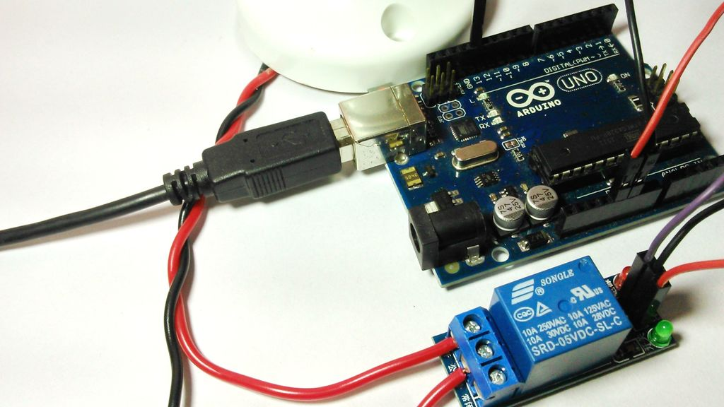 Mengontrol peralatan rumah tangga menggunakan arduino dan