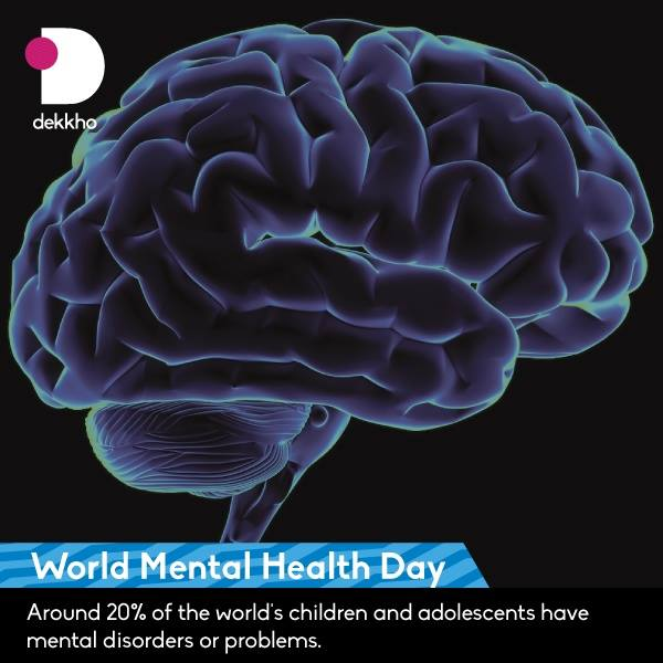 World Mental Health Day Wishes Unique Image