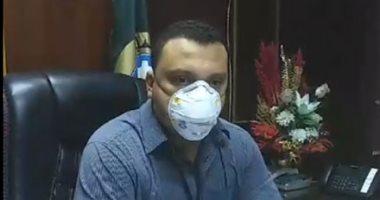 فيديو.. كيف أصيب المحافظ بكورونا ومن هم المخالطون له؟