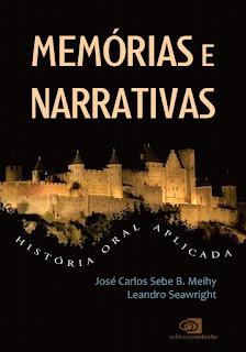 livro memórias e narrativas