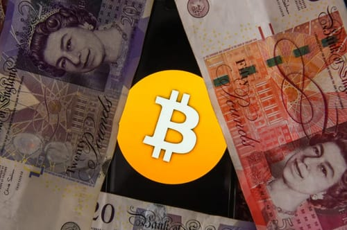 The UK is considering issuing central bank digital currencie