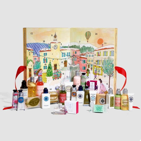 Luxury Advent Calendar L'Occitane