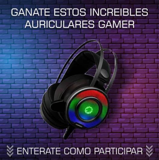 Sorteo Santa Rosa Gaming