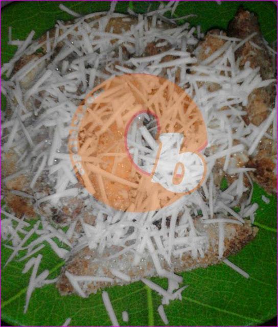 Cara membuat Pisang nugget tabur keju