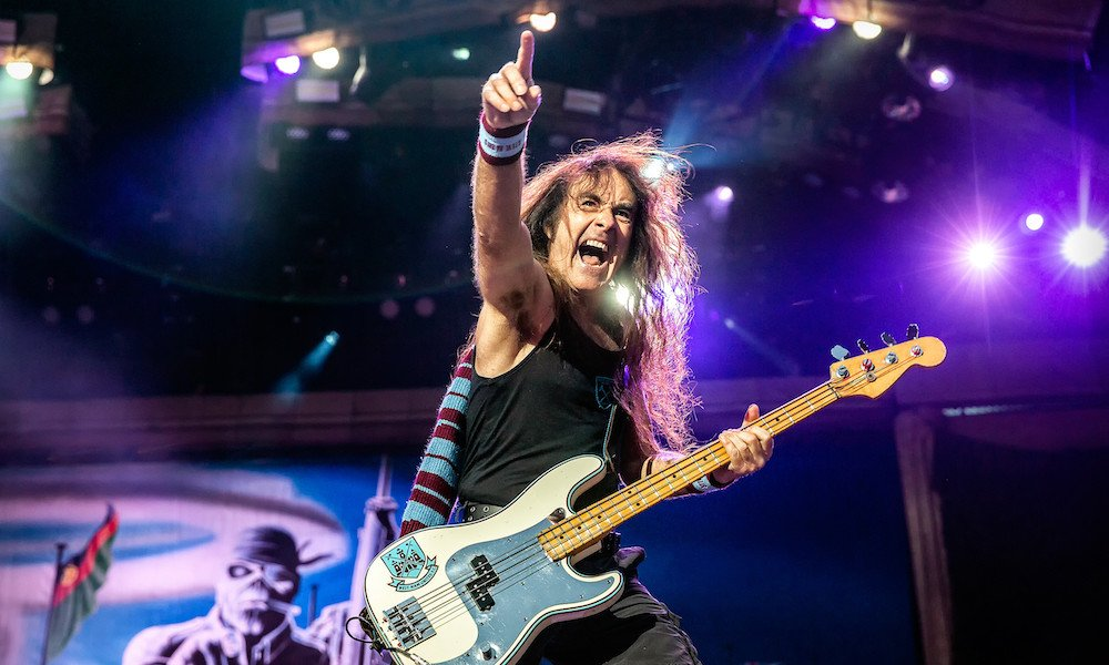 Steve Harris explica por que Bruce Dickinson saiu do Iron Maiden ...