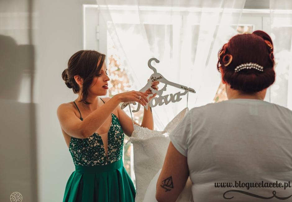 Ansiedades de uma noiva