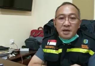 Kepala dinas kesehatan kabupaten Sintang