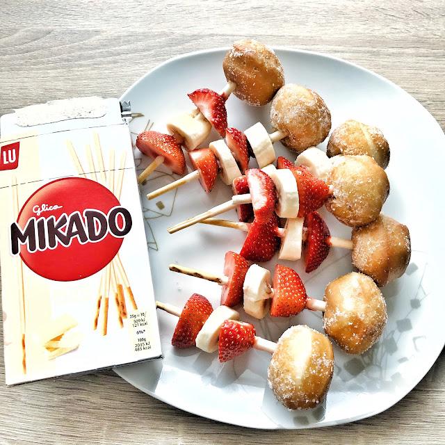 Mikado Rezept Idee kinder