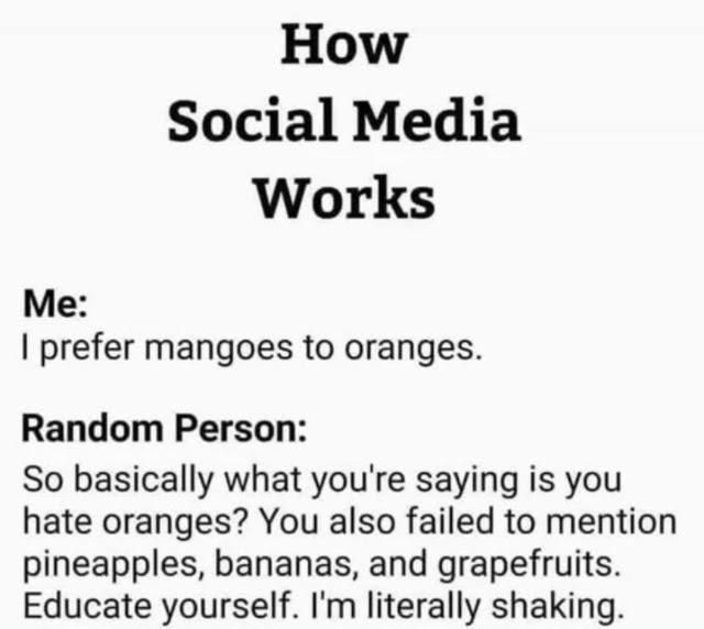 Memes That Says Something