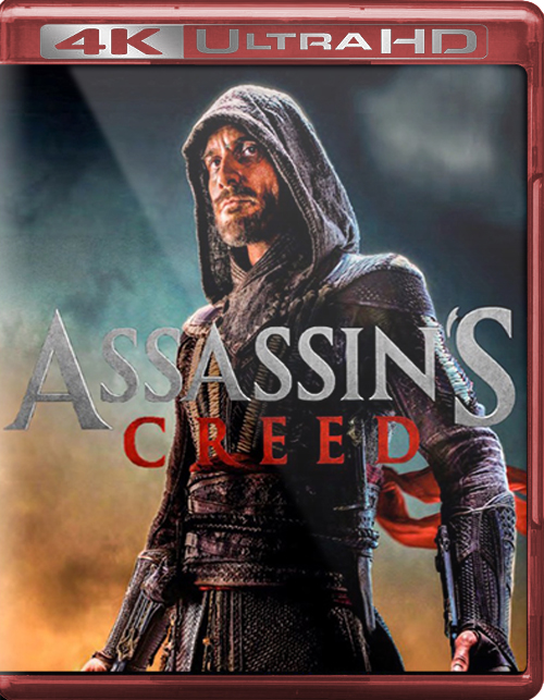 Assassin's Creed [2016] [UHD] [2160p] [Latino – Castellano]
