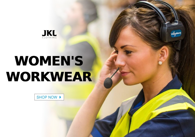 Women's Portwest Workwear from JKL Clothing
