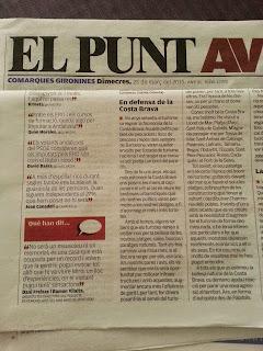 El Punt Avui, un diari amb data de caducitat. d'en Josep Cassany