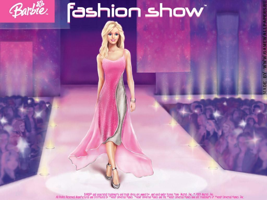 Fashion Show - Fiesta Barbie - LaCelebracion.com