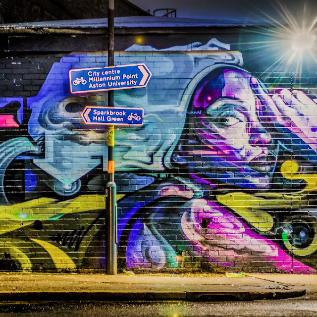 Street art can change the face of vandalism