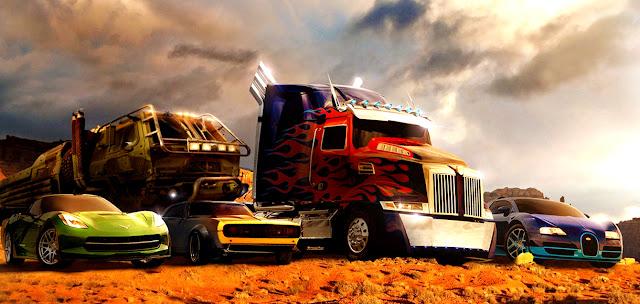Transformers 4 Autobots