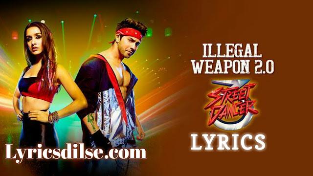Ankh Surme Se Bhar Ke Taiyar Ki Lyrics-Illegal Weapon 2.0