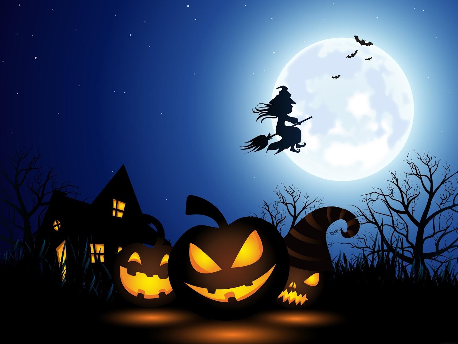 Halloween Wallpapers - Free Halloween Wallpapers: Funny ...