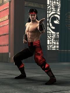 liu kang adalah karakter terpopuler di mortal kombat dengan jurus shaolinnya