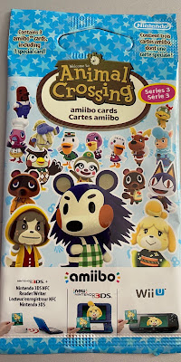 Animal Crossing Amiibo Card Packet