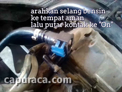 Selang bensin,selang bensin mio