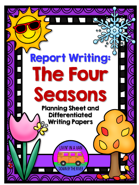 FOUR SEASONS, REPORT WRITING